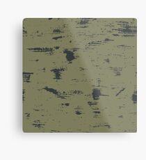 Grunge pattern Metal Print