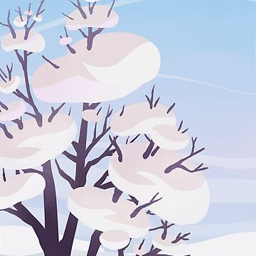 Winterscape by siins