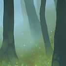Forestscape by siins