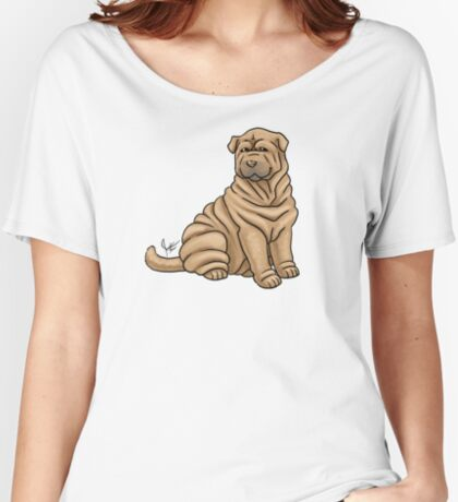 Chinese Shar Pei Women's Relaxed Fit T-Shirt