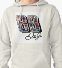 Dale Earnhardt Jr Tribute Design - #ThankYouDale (Assorted Products) Pullover Hoodie