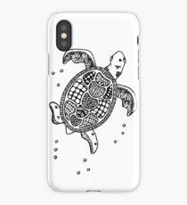 Sea Turtle iPhone Case/Skin