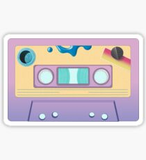 After Laughter Cassette Sticker