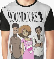 The Boondocks All Grown Up  Graphic T-Shirt