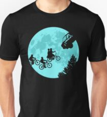 Stranger Kids Moon by zerobriant Unisex T-Shirt