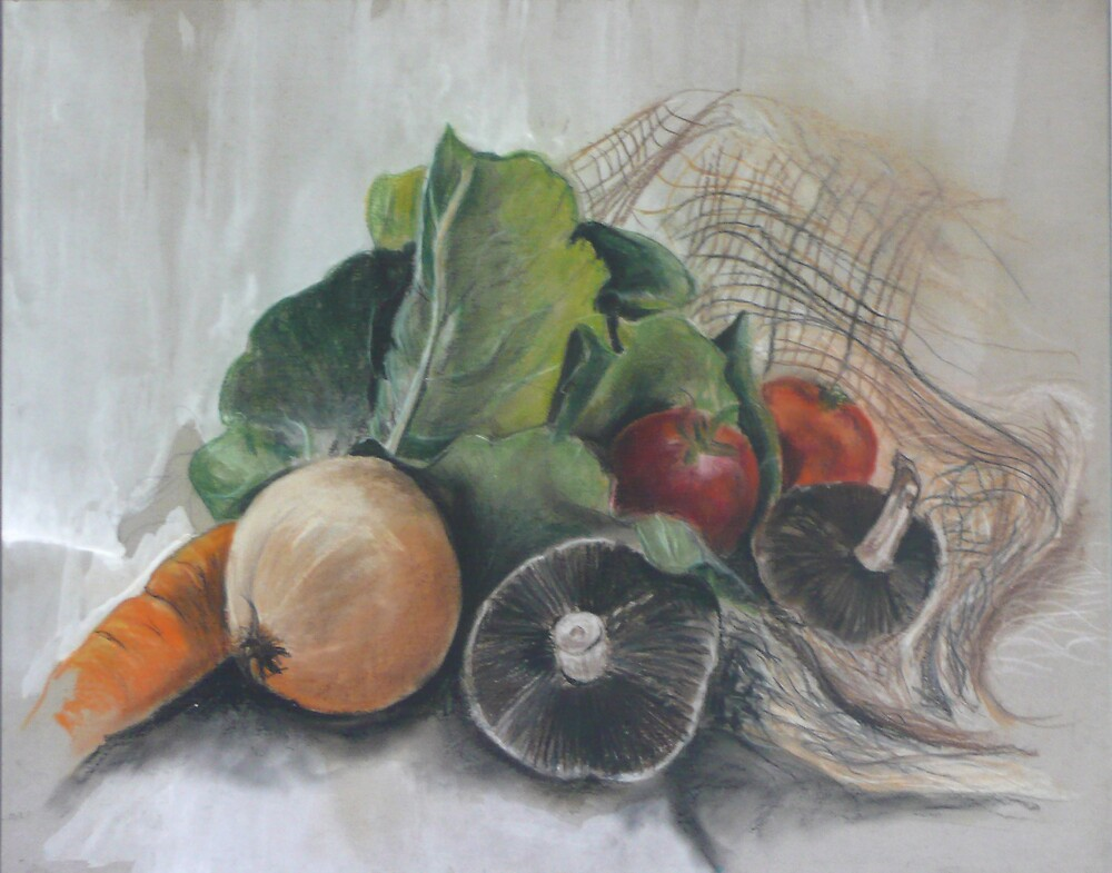Vegetable Matter by spuddy