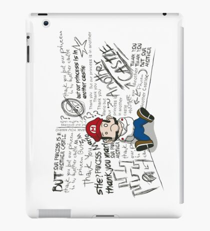 Bad News iPad Case/Skin