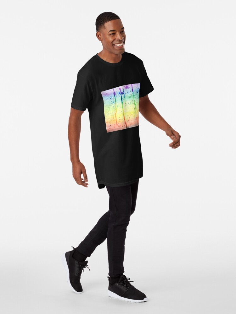 Alternate view of Pride Paint 2017 Long T-Shirt