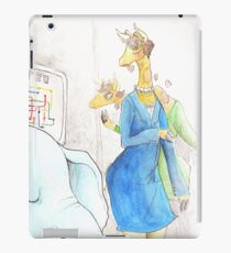 Strange Metro iPad Case/Skin