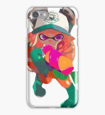 Splatoon 2 Salmon Run Inkling iPhone Case/Skin