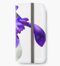Splatoon 2 Blue Squid Inkling iPhone Wallet/Case/Skin