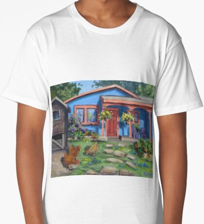 The Blue House Long T-Shirt