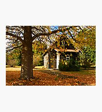 Cann River Church Photographic Print