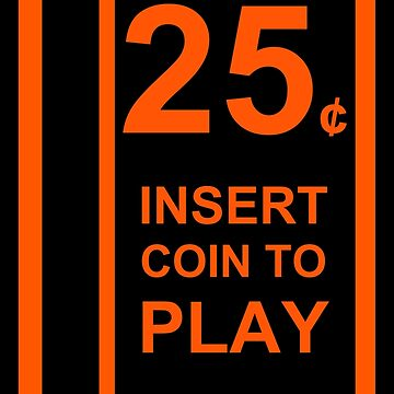 Insert Coin To Play by zombill