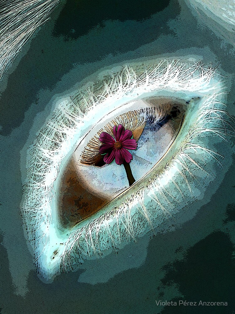 Flower Pawer by Violeta Pérez Anzorena