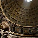 Pantheon Oculus by Ann Garrett