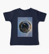 Foyle Marina at Dawn, Stereographic Baby Tee
