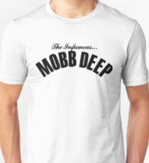 Mobb Deep The Infamous black T-Shirt