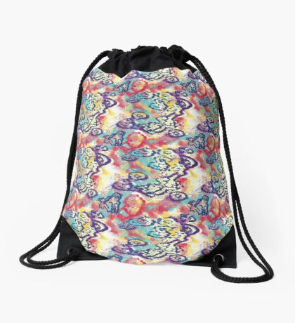 River Runs Deep Drawstring Bag