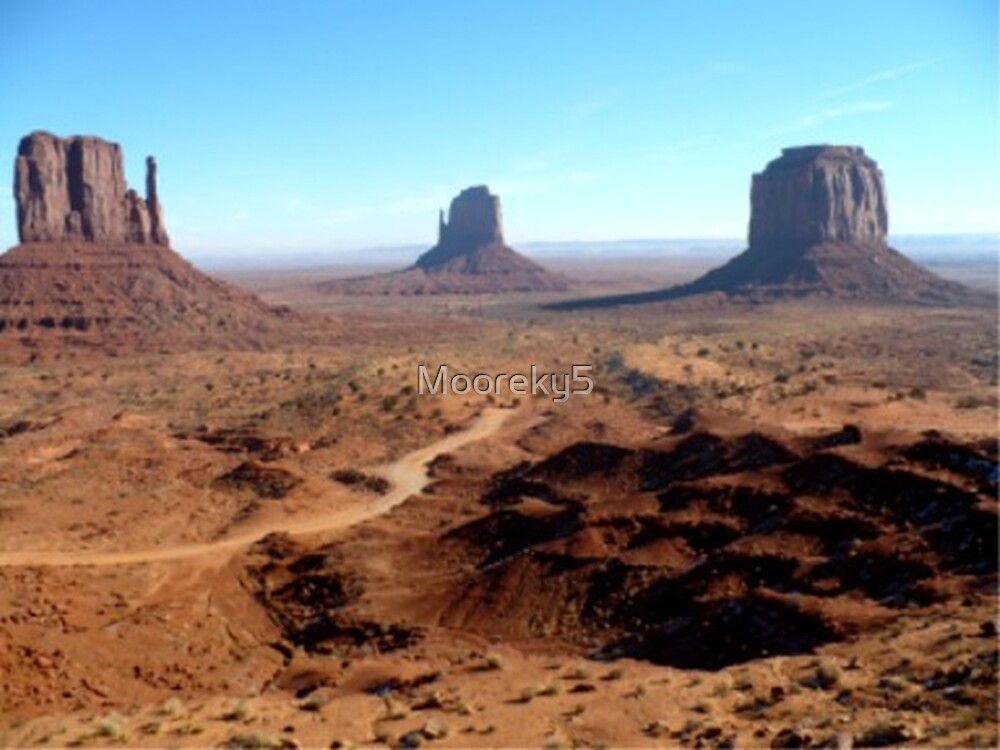 More Monument Valley by Mooreky5