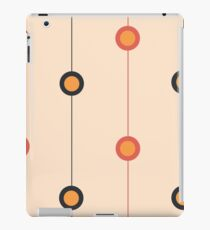 Simple Circles iPad Case/Skin
