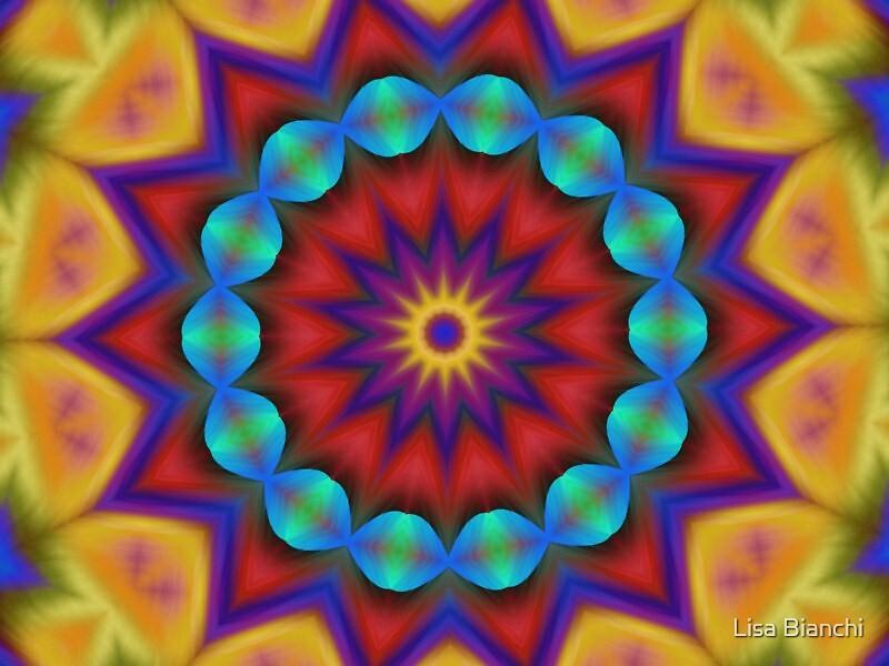 Mandala  by Lisa Bianchi
