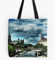 Ominous Ottawa Tote Bag