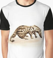 Civet Graphic T-Shirt