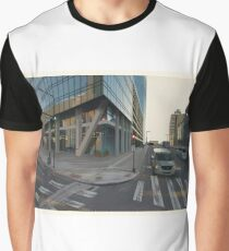 Evo - Philadelphia - Virtual Plein Air Painting Graphic T-Shirt