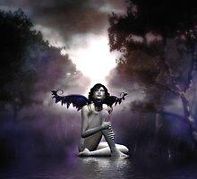 Fallen Angel by Rose Moxon