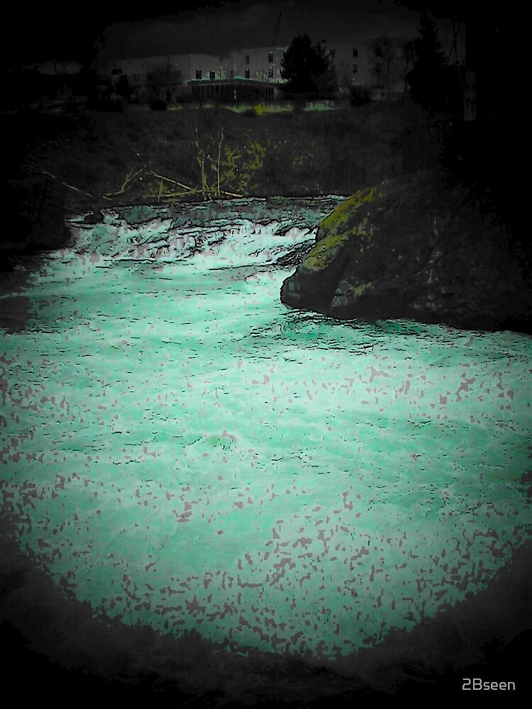 Spokane River by 2Bseen