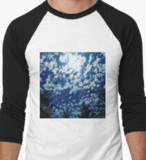 Speckled Sky Men's Baseball ¾ T-Shirt