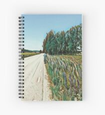 Vanishing Point(Sights Of Sweden Series #2) Spiral Notebook