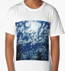 Speckled Sky Long T-Shirt