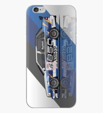 Volvo 850 Saloon TWR BTCC Racing Super Touring Car (1995) iPhone Case