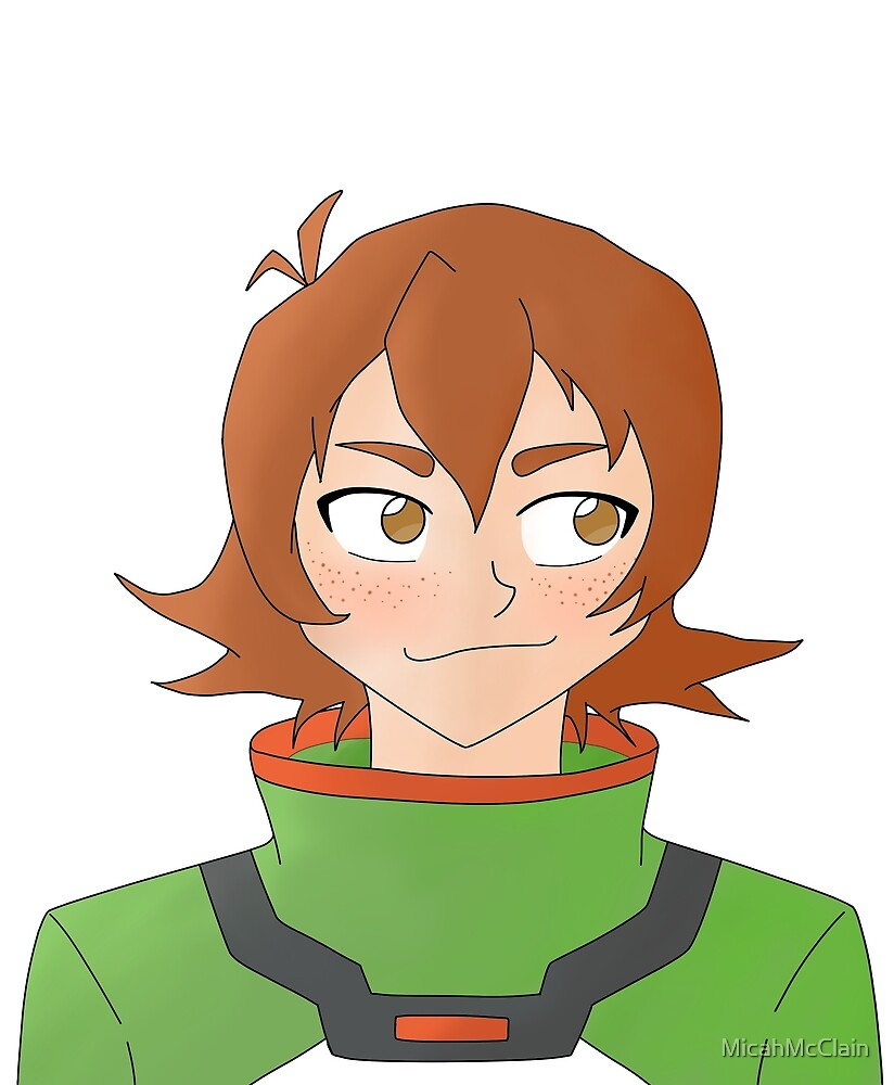 (Freckled) Pidge Gunderson~ [VLD] by MicahMcClain