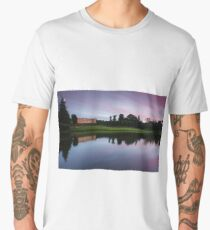 Sunset at Frederiksberg Garden Men's Premium T-Shirt