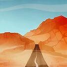 Desertscape by siins