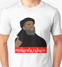Obama ''moderate rebels'' shirt Unisex T-Shirt