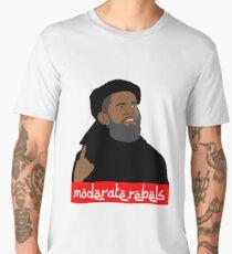 Obama ''moderate rebels'' shirt Men's Premium T-Shirt