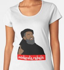Obama ''moderate rebels'' shirt Women's Premium T-Shirt