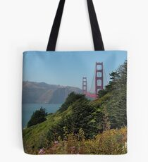 Golden Gate from the Park Tote Bag