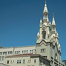 Saints Peter and Paul Church, San Francisco, United States by Buckwhite