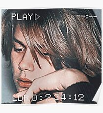 River Phoenix (Tape) Poster