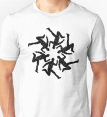 Men In Circle Unisex T-Shirt
