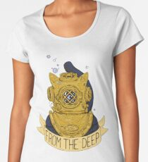 Fluffy Buoy, From The Deep Women's Premium T-Shirt