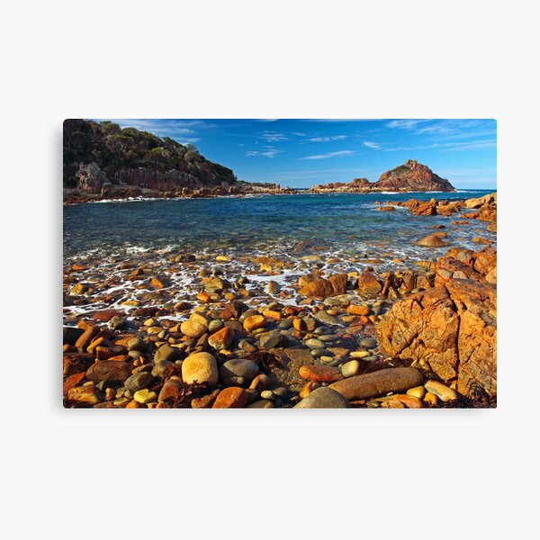 Mimosa Rocks Canvas Print