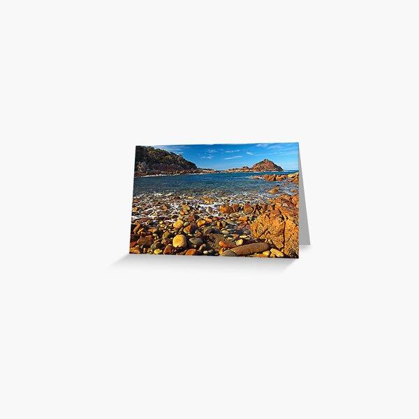 Mimosa Rocks Greeting Card