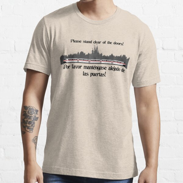 Stand Clear of the Doors Essential T-Shirt