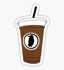 Rook Coffee Sticker
